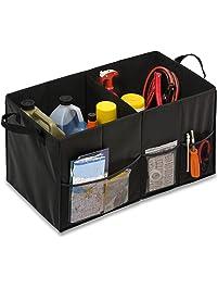 Honey-Can-Do Soft Storage Chest, Folding Trunk Organizer