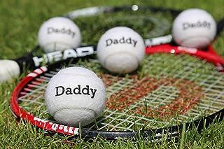 Des balles de tennis personnalisées - Blanche