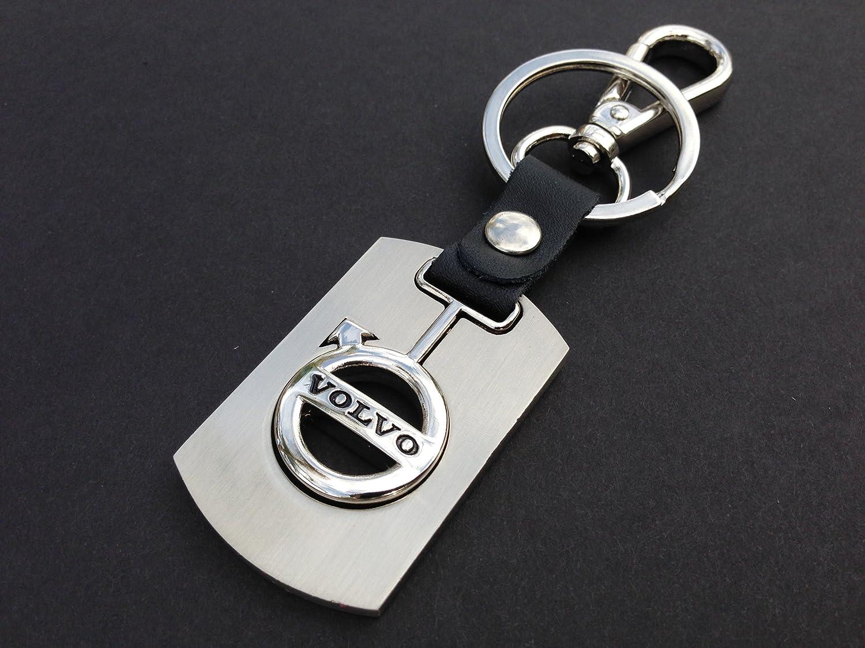 Volvo logo cromo llavero clave cadena llavero S60r S60 T6 ...