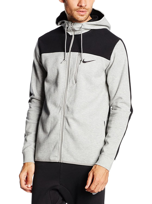 Av15 Homme Pull Fz Nike Hdy Pour Grisnoir Flc v8ATxFqw