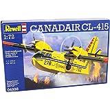 Revell Canadair BOMBADIER CL-415 1:72 Assembly kit Fixed-wing aircraft - maquetas de aeronaves (1:72, Assembly kit, Fixed-wing aircraft, Canadair CL-415, Passenger aircraft, De plástico)