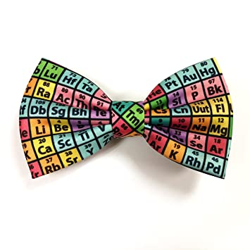 Amazon periodic table of elements hair bow with clip rainbow periodic table of elements hair bow with clip rainbow barrette urtaz Choice Image