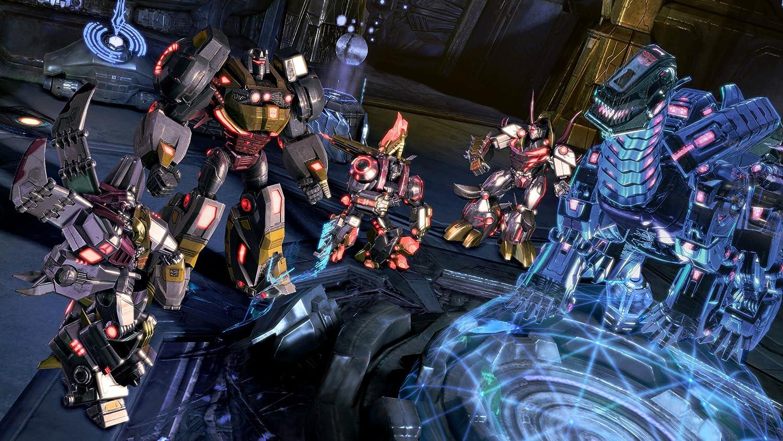 Resultado de imagen para Transformers Fall of Cybertron