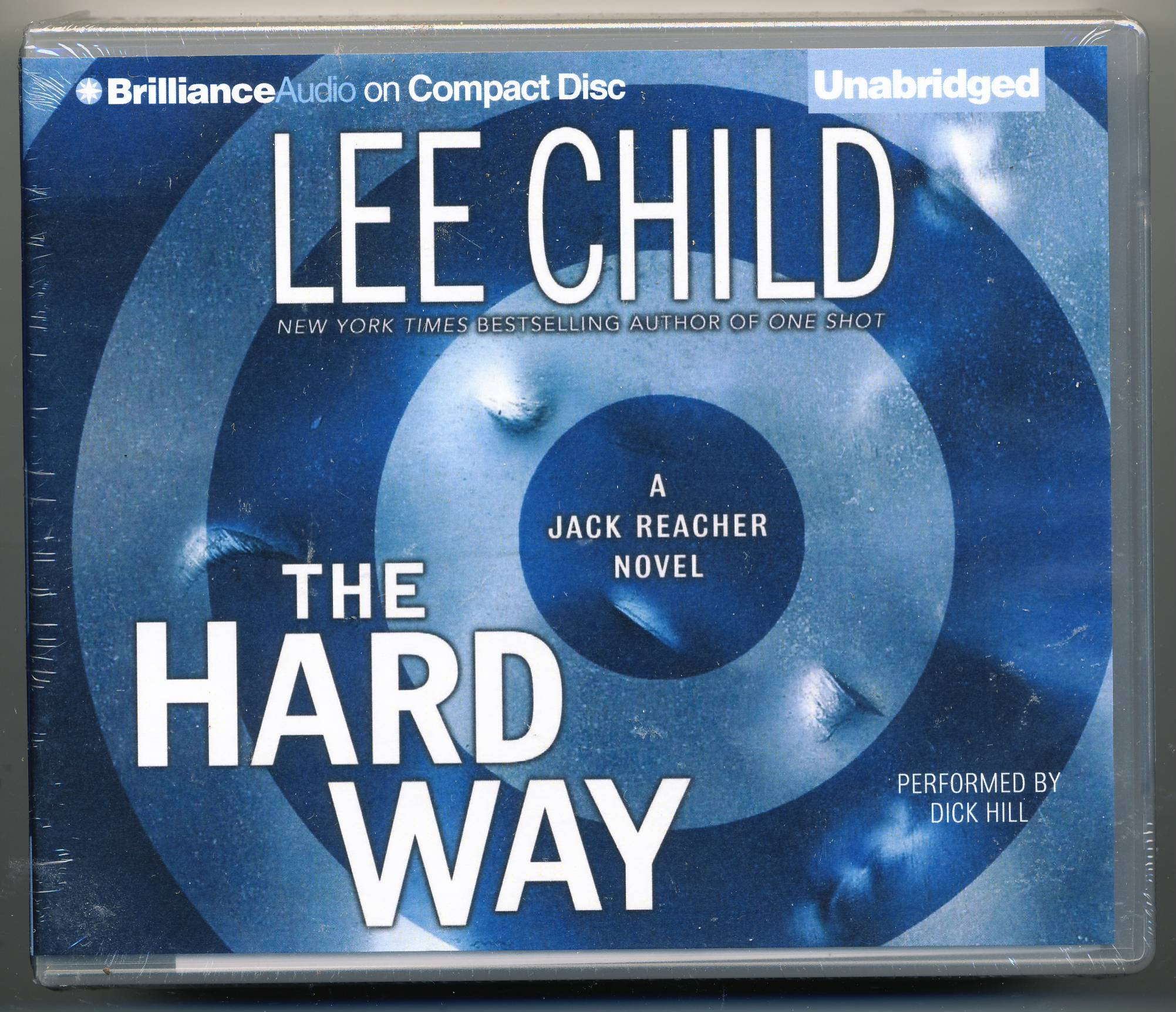 The Hard Way By Lee Child Unabridged Cd Audiobook (jack Reacher Series,  Book 10): Lee Child, Dick Hill: Amazon: Books