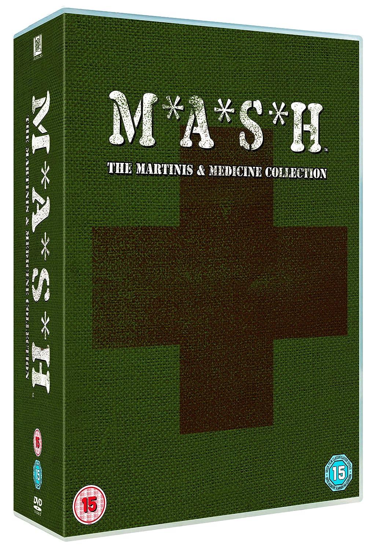 Mash Complete Collection DVD [Reino Unido]