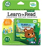 LeapFrog 489803 Leapstart Advanced Learn to Read Pack (6 Story Books That Talk), Multi