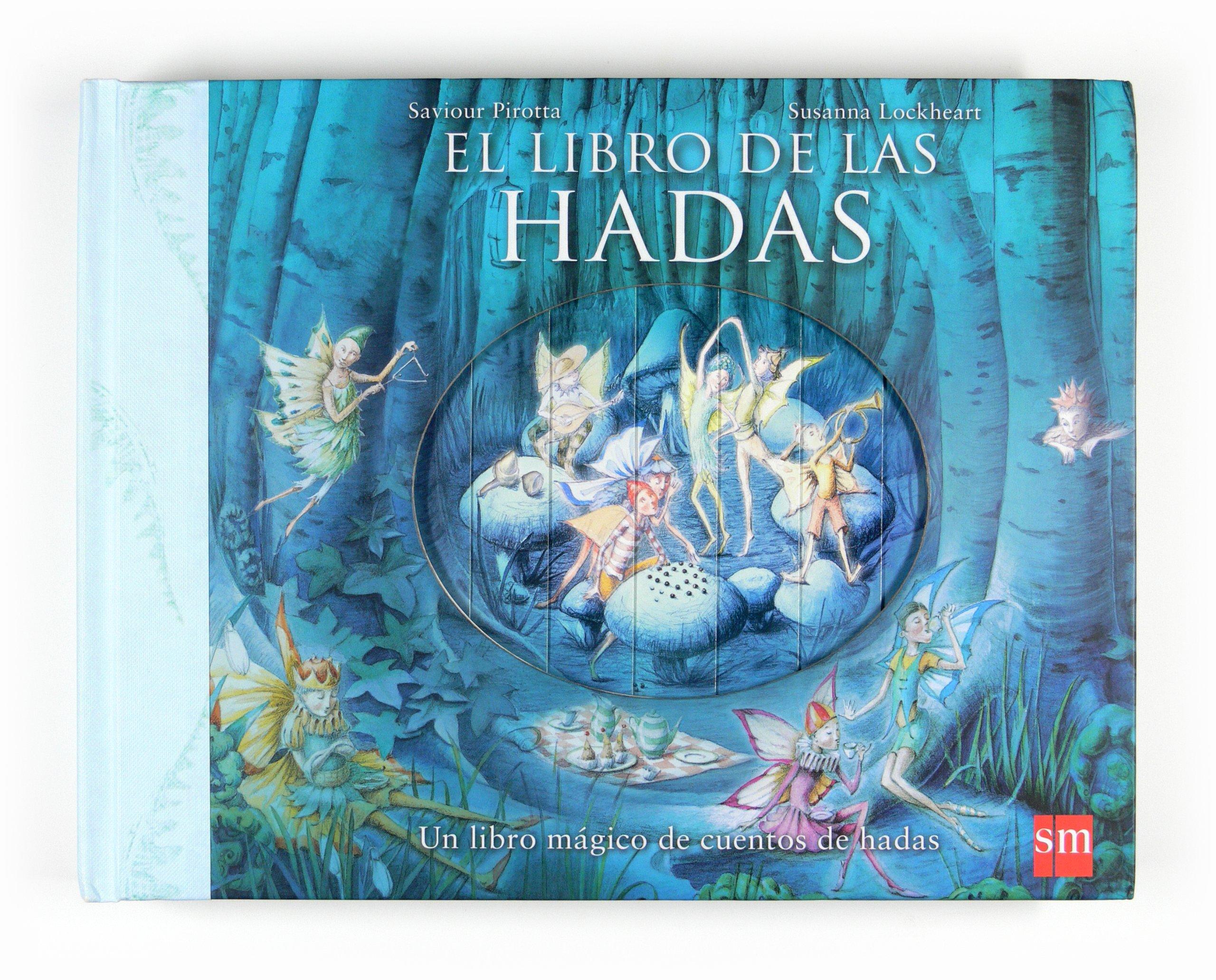 El libro de las hadas (Cuentos Magicos (sm)): Amazon.es ...