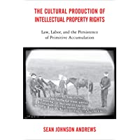 The Cultural Production of Intellectual Property Rights: Law, Labor, and the Persistence of Primitive Accumulation