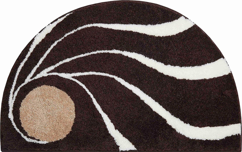 Multicolore Grund Mehrfarbig Tappetino da bagno 60 x 100 cm