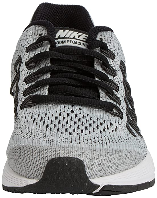 sneakers for cheap 36ac6 bee90 Nike Zoom Pegasus 32 (GS), Chaussures Multisport Outdoor Mixte Enfant, Gris  (Grey 001), 34 EU  Amazon.fr  Chaussures et Sacs