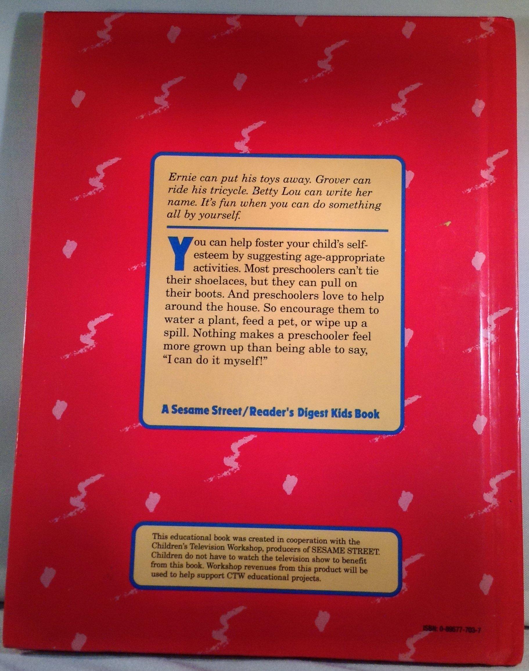 I can do it myself sesame street book club richard brown emily i can do it myself sesame street book club richard brown emily perl kingsley 9780895777034 amazon books solutioingenieria Images