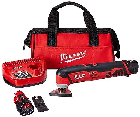 Amazon.com: Milwaukee 2426 M12 12 voltios batería de ion de ...