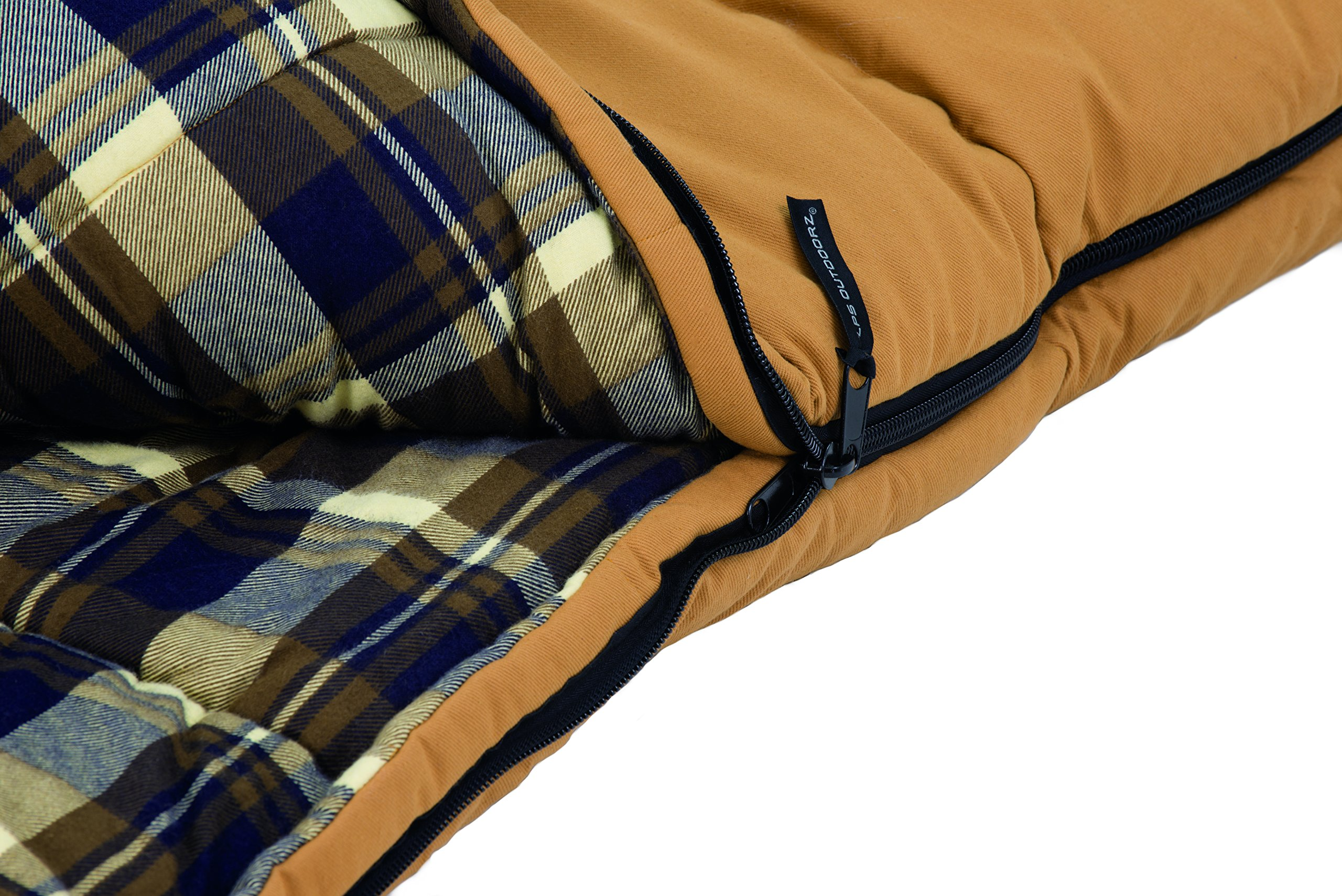 ALPS OutdoorZ Redwood -25 Sleeping Bag by ALPS OutdoorZ (Image #3)
