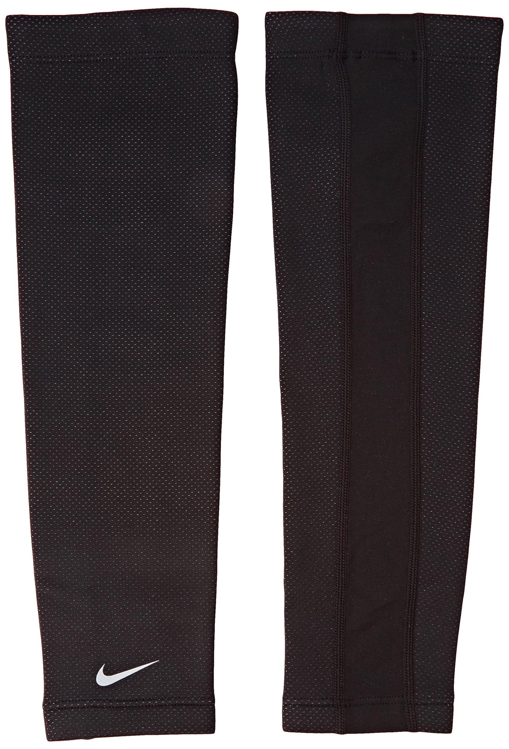 Nike Golf Hypervis Therma Sleeves (Black, Small/Medium)