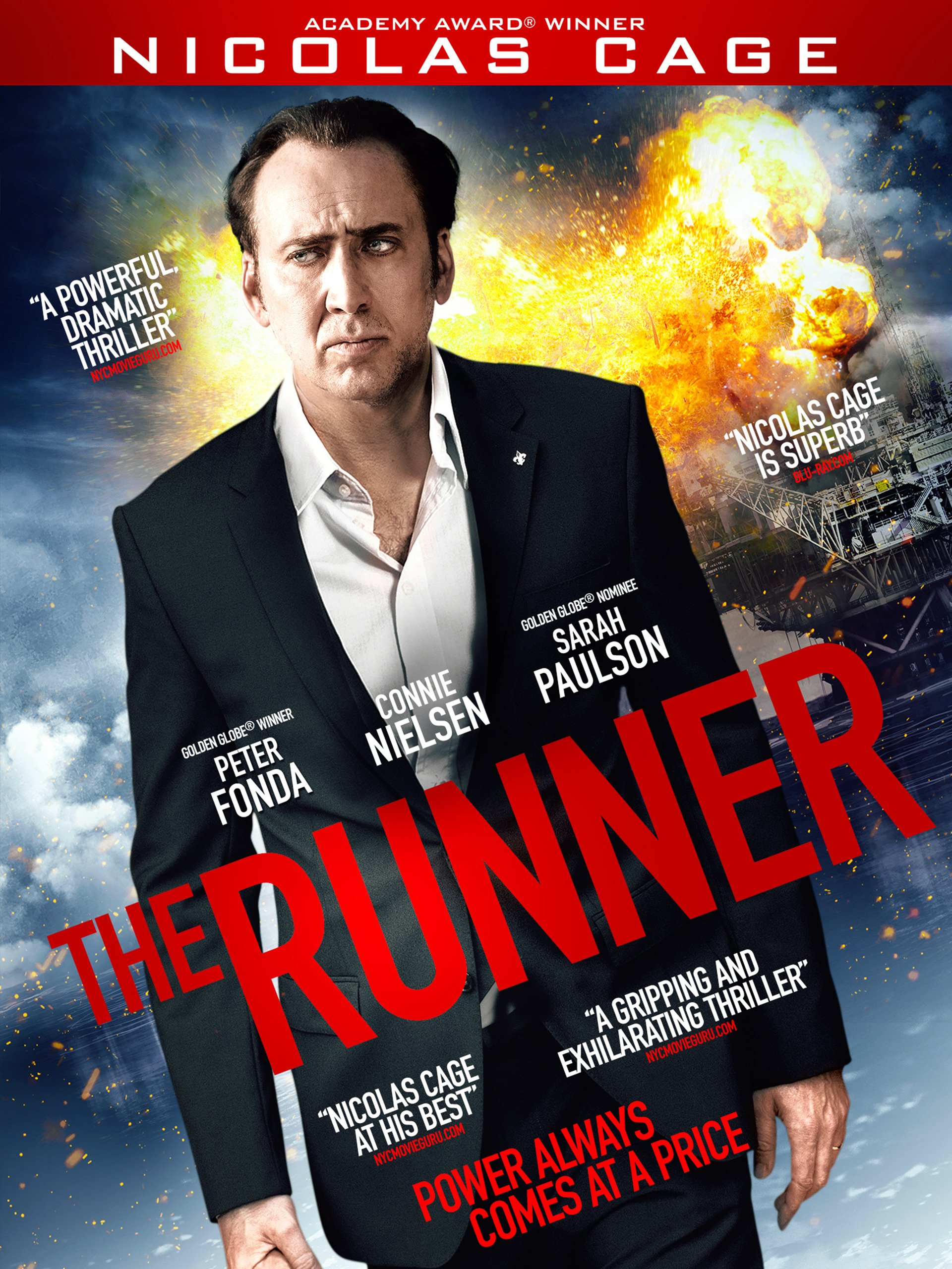 The Runner on Amazon Prime Video UK