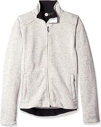 North End Sport Mens Flux M/élange Bonded Fleece Jacket 88697 Ash City