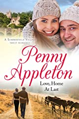 Love, Home At Last: A Summerfield Village Sweet Romance Kindle Edition