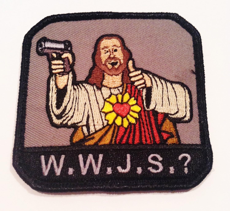 tactique tests de couleurs compl/ète W.w.j.s Wwjs Singe MSM Patch