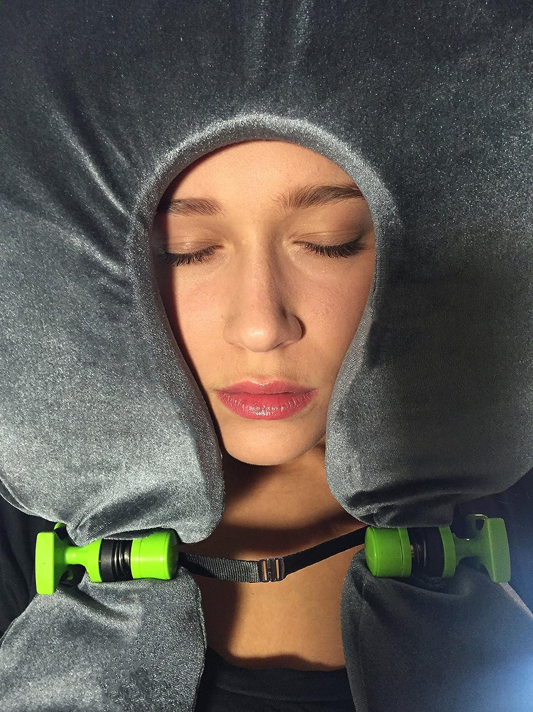 funci/ón m/últiple tren o para tomar una siesta en cualquier mesa autom/óvil El /último modelo de FaceCradle 5 modos m/ás Sleep Forward para viajar en avi/ón soporte Better Neck autob/ús