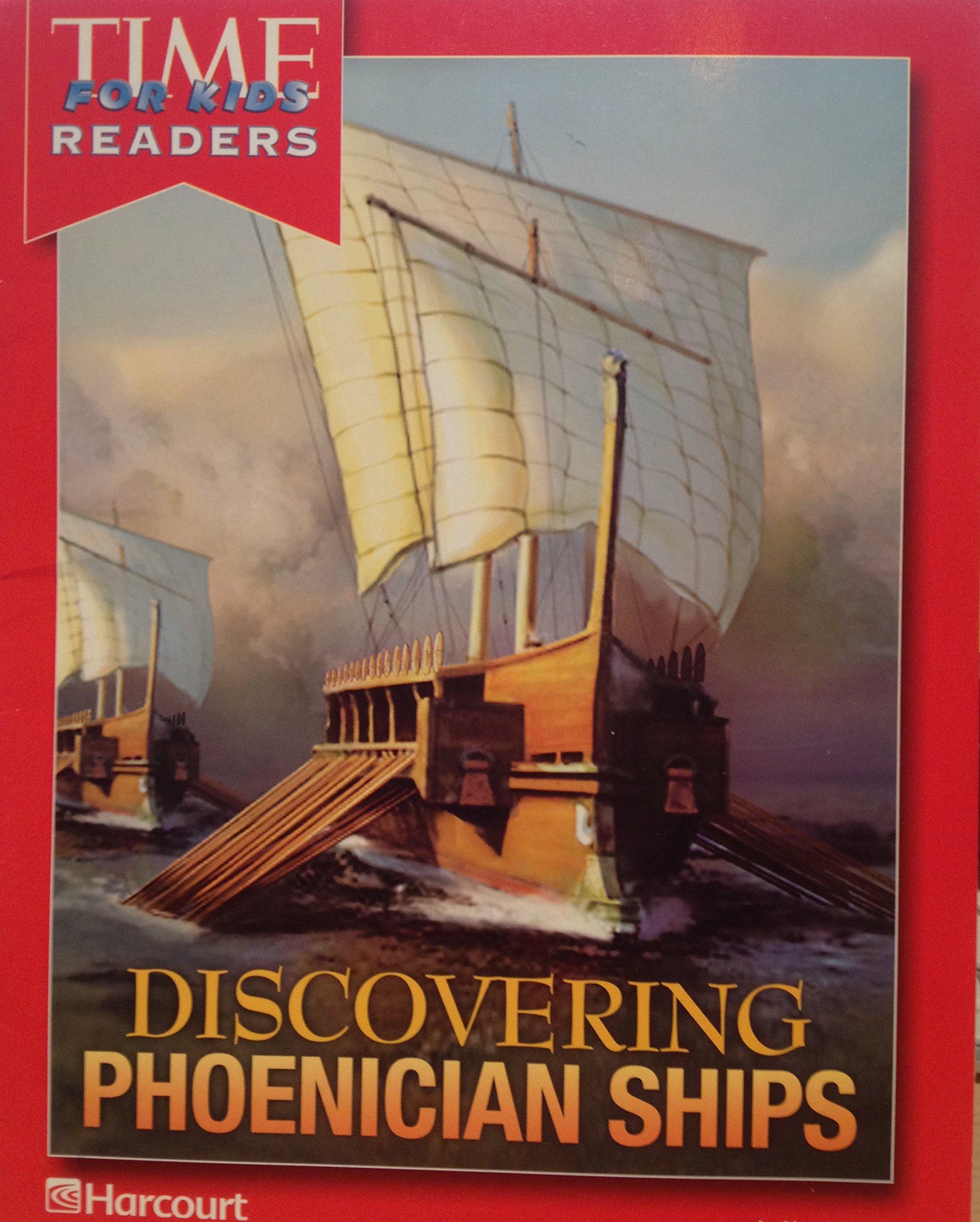 Download Harcourt School Publishers Horizons: Tfk Rdr Dscvrng.Shps Wrld Hist pdf