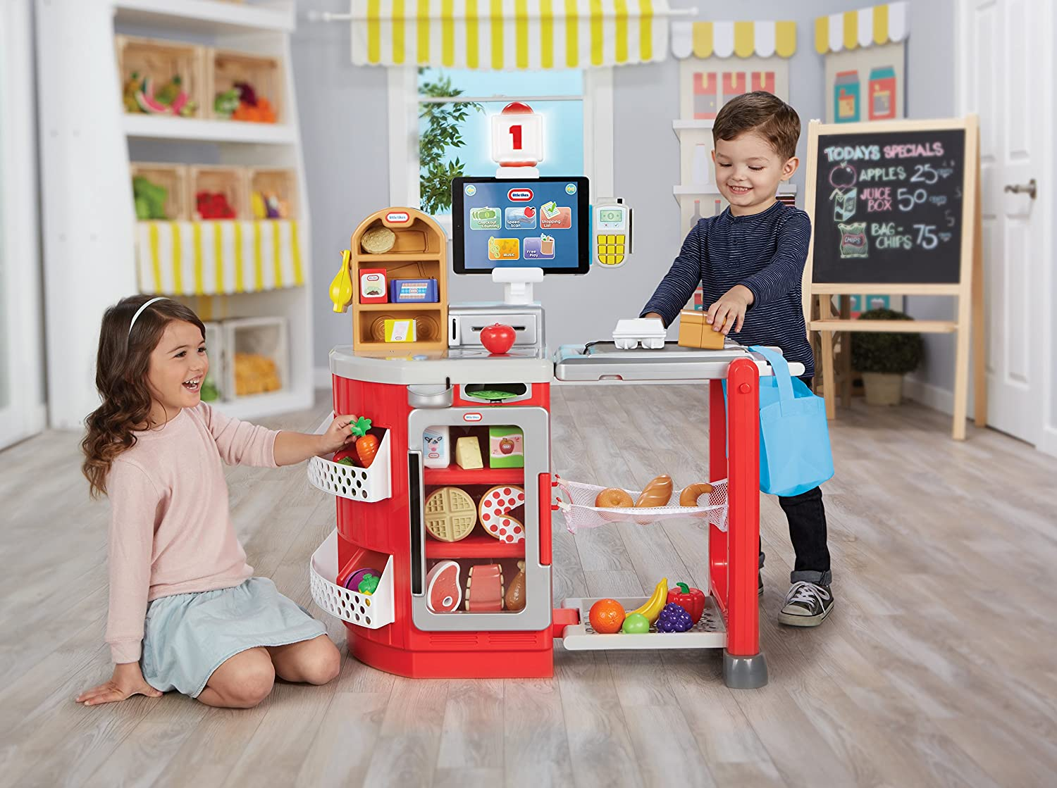 Little Tikes Shop 'N Learn Smart Checkout