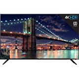 TCL 55R617 55-Inch 4K Ultra HD Roku Smart LED TV (2018 Model)
