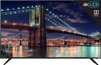 amazon com tcl 55r617 55 inch 4k ultra hd roku smart led tv 2018