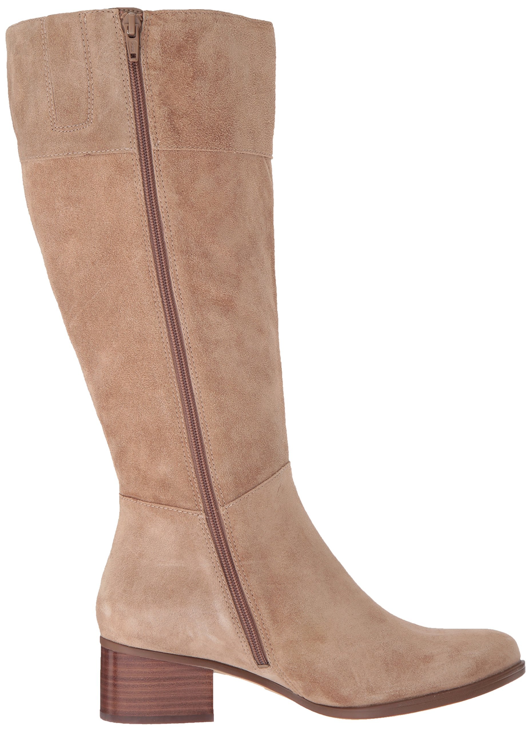 Naturalizer Women's Demi Wc Riding Boot, Oatmeal, 9 M US by Naturalizer (Image #7)