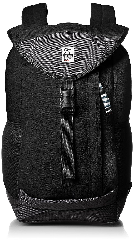 [チャムス] リュック Book Pack Sweat Nylon CH60-0680-A046-00 B01N170CXK ブラックチャコール ブラックチャコール