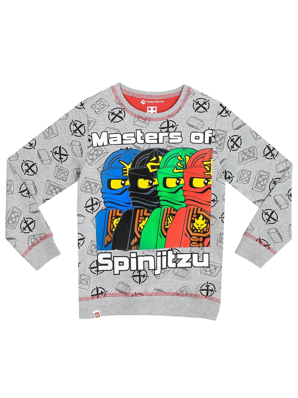 Lego Ninjago Boys Lego Ninjago Sweatshirt