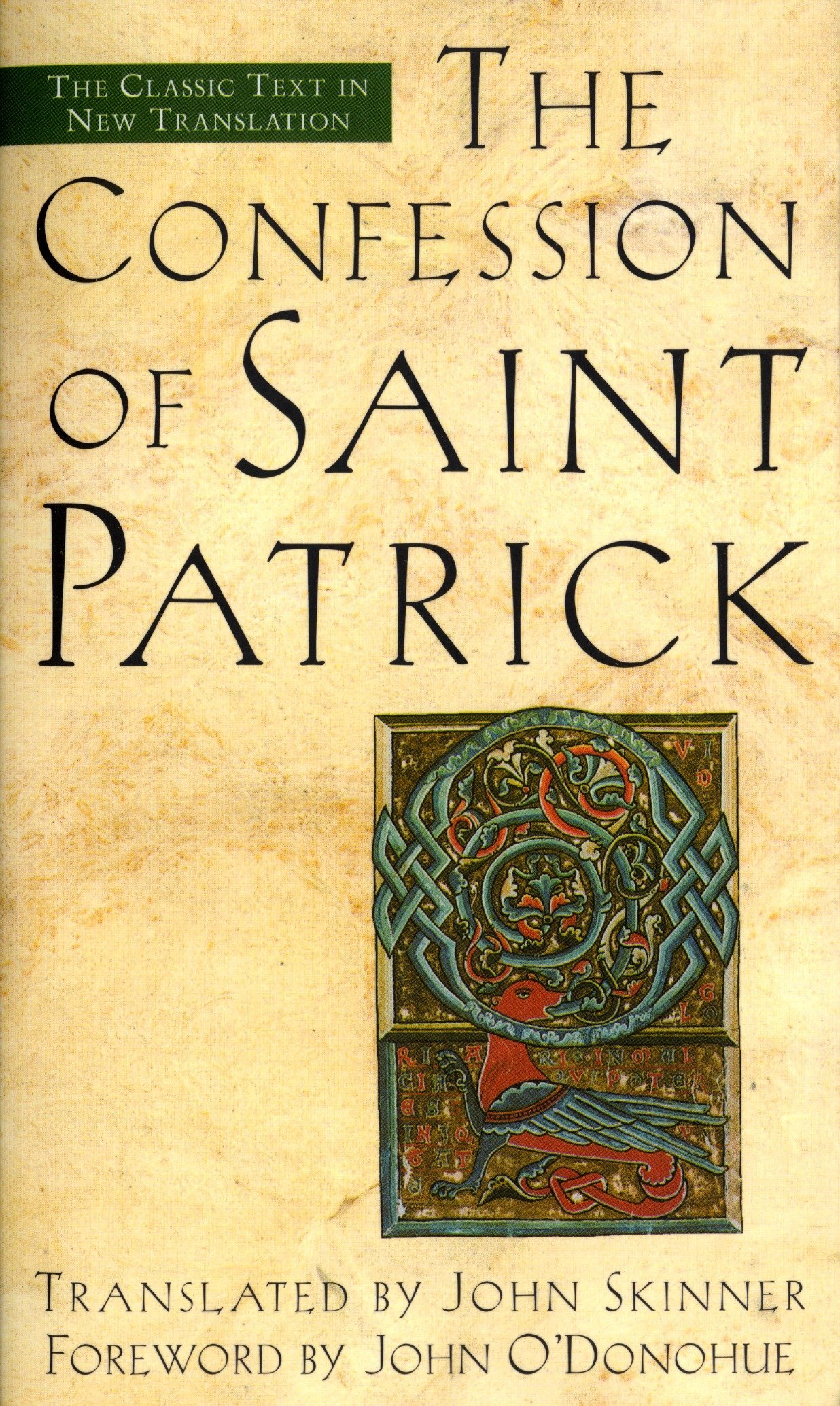 Image result for The Confessions of Saint Patrick by John Skinner