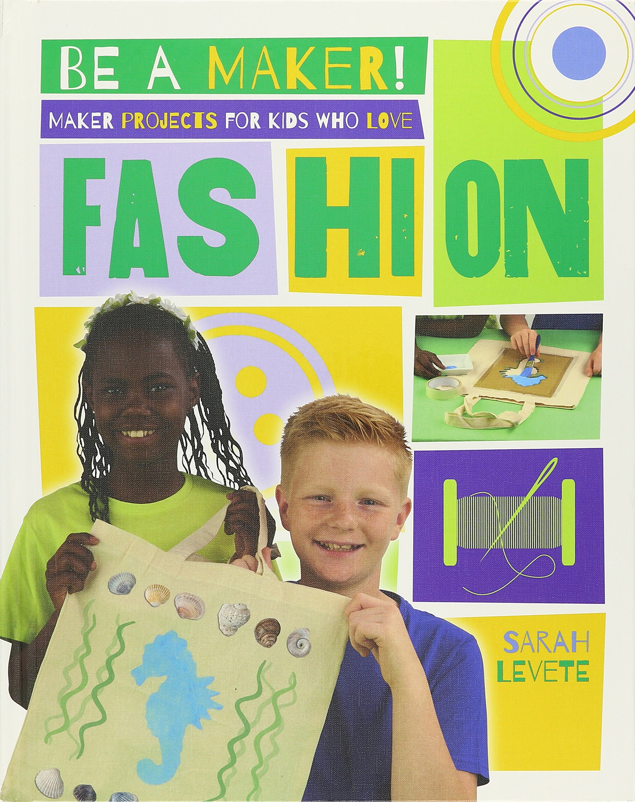 Maker Projects for Kids Who Love Fashion (Be a Maker!) pdf epub