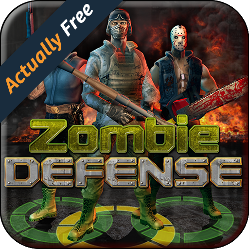 [Zombie Defense] (Walking Zombie)
