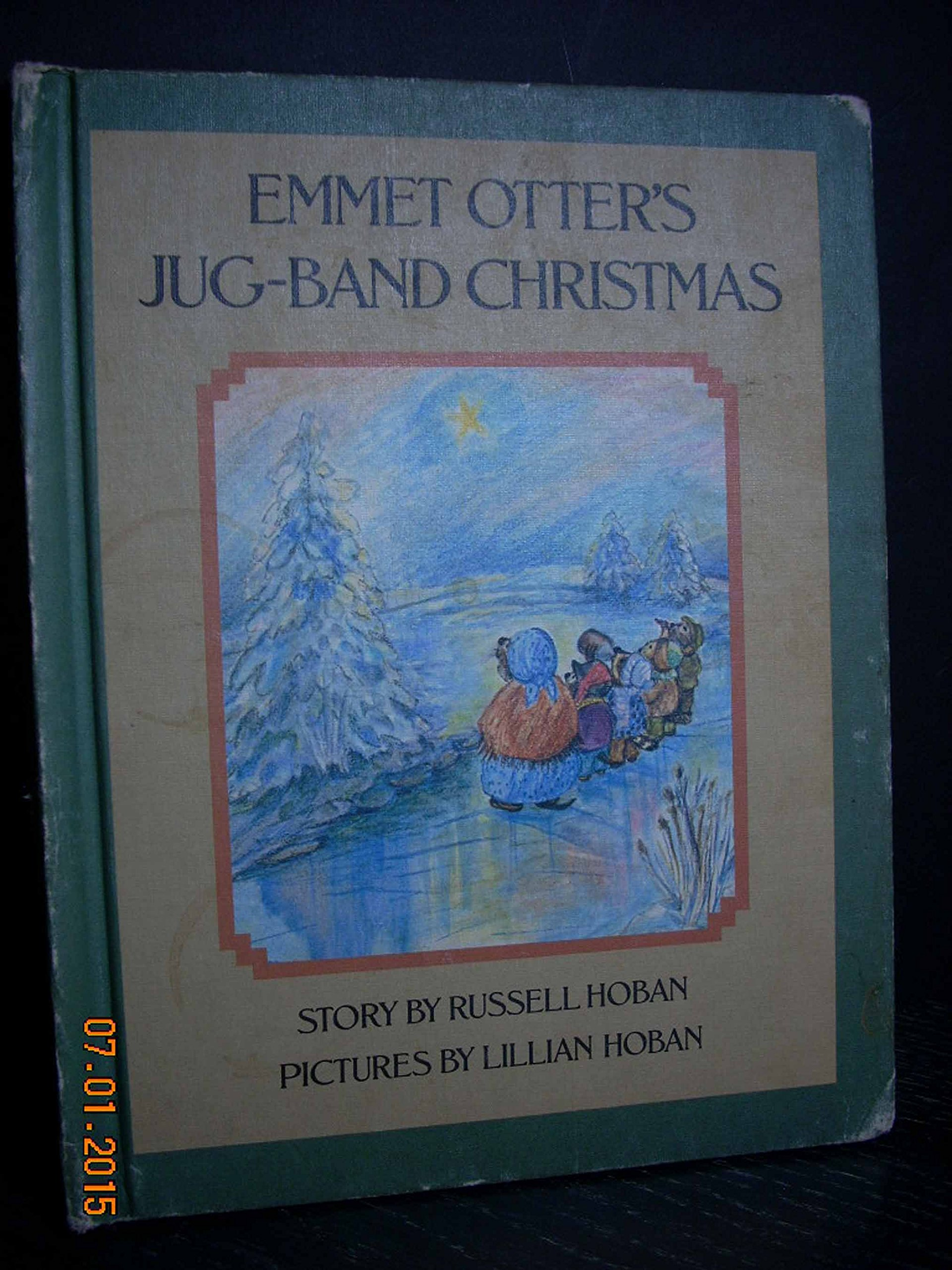 Emmet Otters Jug Band Christmas Book.Emmet Otter S Jug Band Christmas Russell Hoban Lillian