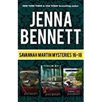 Savannah Martin Mysteries Box Set 16-18: Wrongful Termination, Conflict of Interest, Right of Redemption (Savannah…