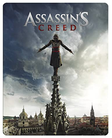 Assassin's Creed [Steelbook] [Blu-ray]