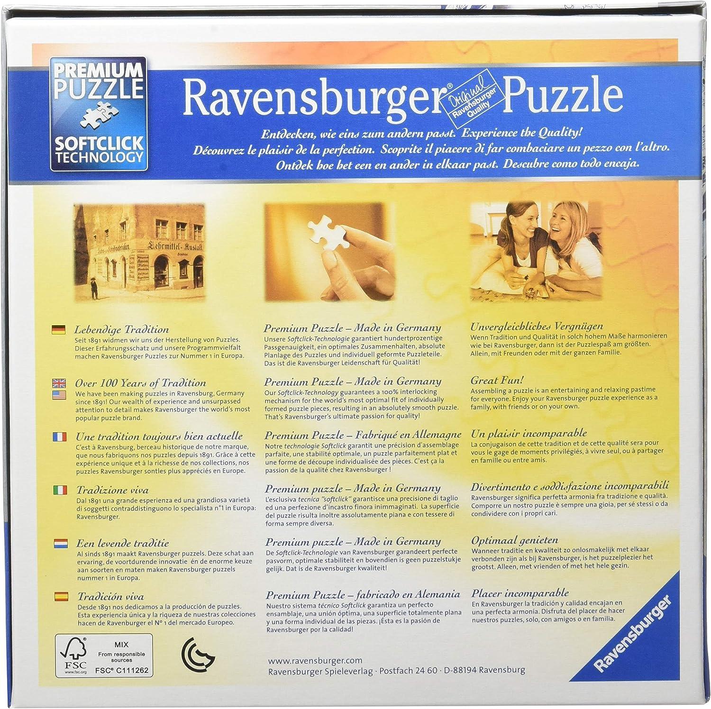 La Grande Onda di Kanagawa Puzzle Ravensburger Italy 14845 5