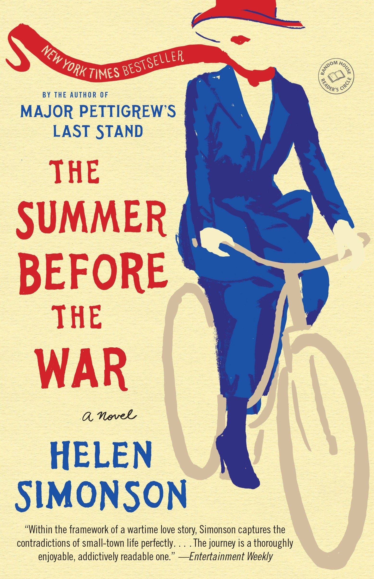 The Summer Before the War: A Novel: Simonson, Helen: 9780812983203:  Amazon.com: Books