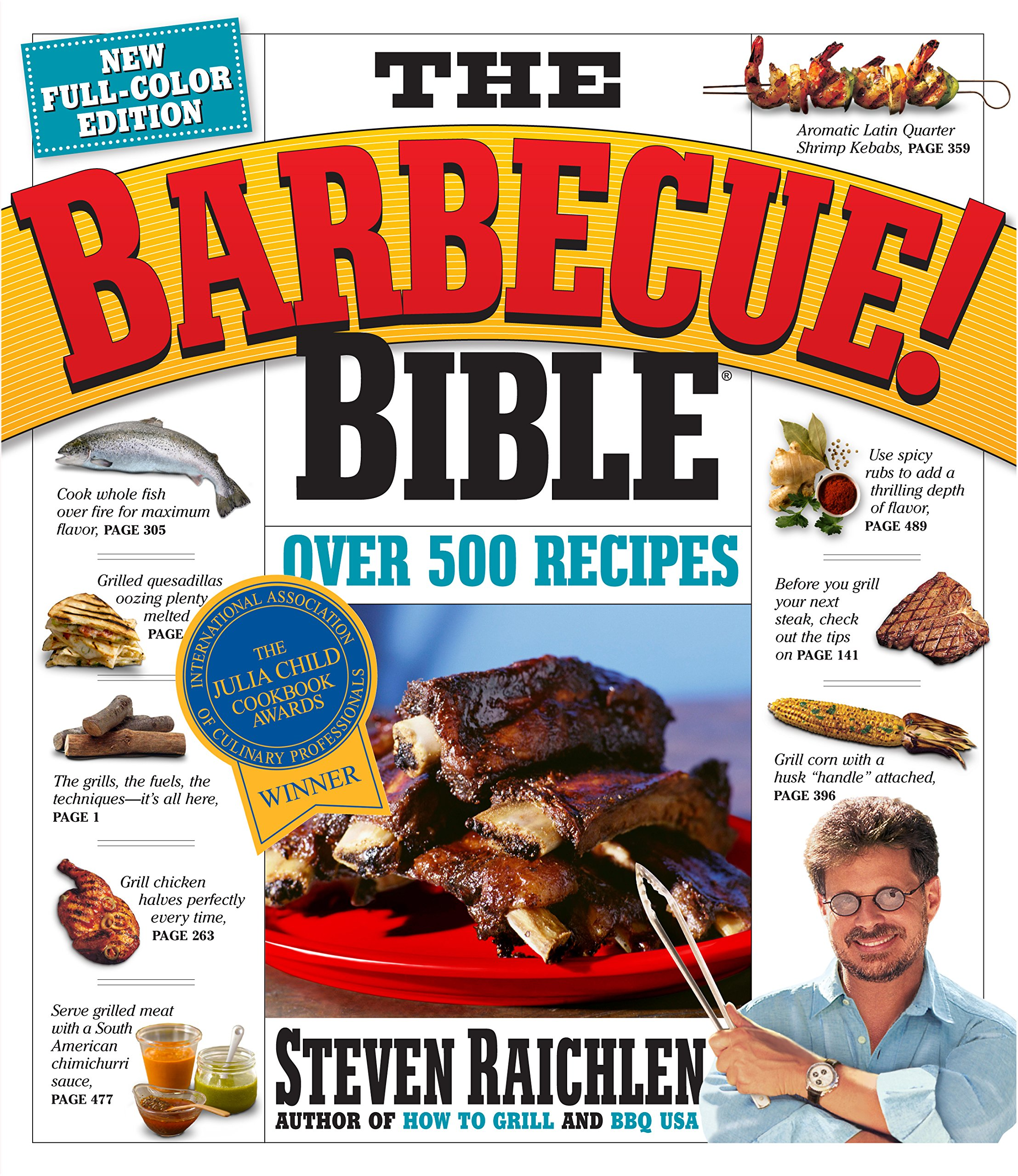 The Barbecue! Bible 10th Anniversary Edition (Turtleback Binding Edition) by Turtleback