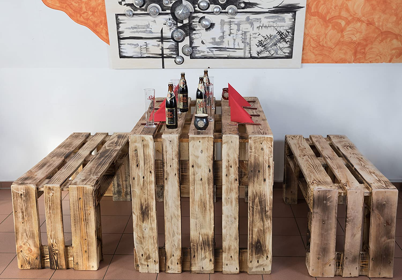 Palette Meubles siège groupe meubles de jardin en Euro Palettes