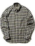 (ビームスプラス) BEAMS PLUS ツイールチェック ボタンダウンシャツ 11115448139