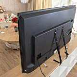 Anti-Tip Furniture and TV Straps - Baby Safety Straps Kit - All Mounting Hardware Included for Furniture / Flat Screen TV