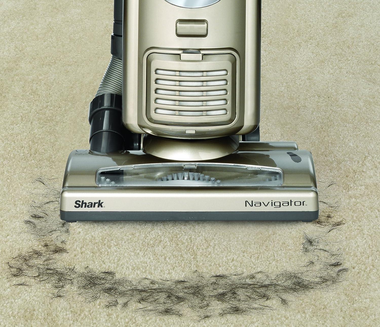 Shark navigator vacuum cleaner big w - Amazon Com Shark Navigator Deluxe Upright Vacuum Champagne Nv42 Household Upright Vacuums