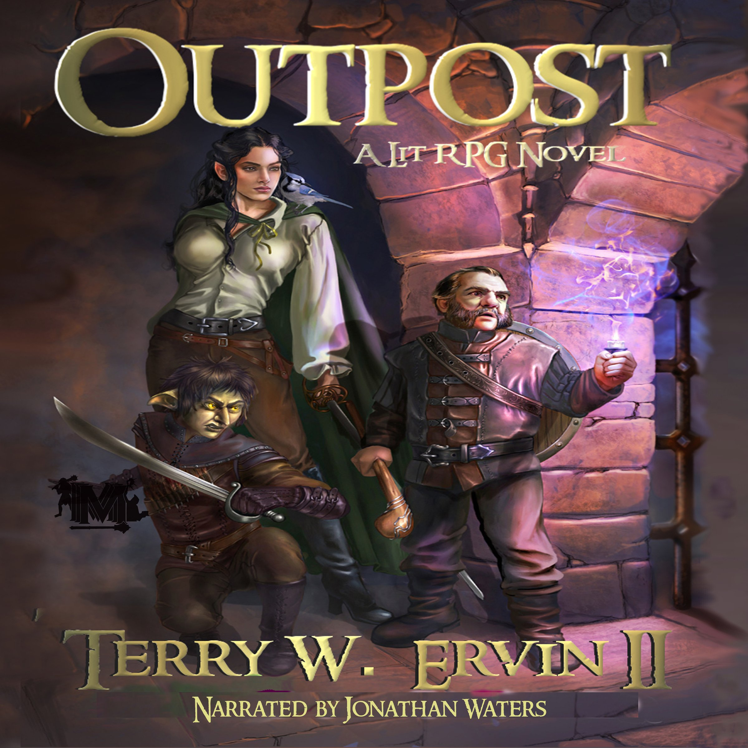 Outpost: Monsters, Maces and Magic Series, Book 1