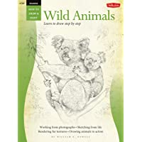 Drawing: Wild Animals: Learn to draw step by step