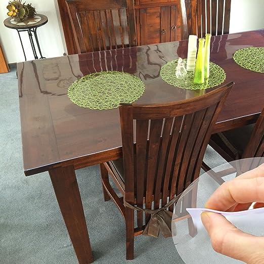 8 opinioni per Pellicola protettiva per tavolo, 2 mm trasparente 100cm di larghezza, lunghezza