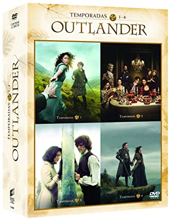 Pack: Outlander - Temporadas 1 - 4 [DVD]: Amazon.es: Caitriona Balfe, Sam Heughan, Duncan Lacroix , Ronald D. Moore, Caitriona Balfe, Sam Heughan, Tall Ship Productions, Story Mining & Supply Co., Sony