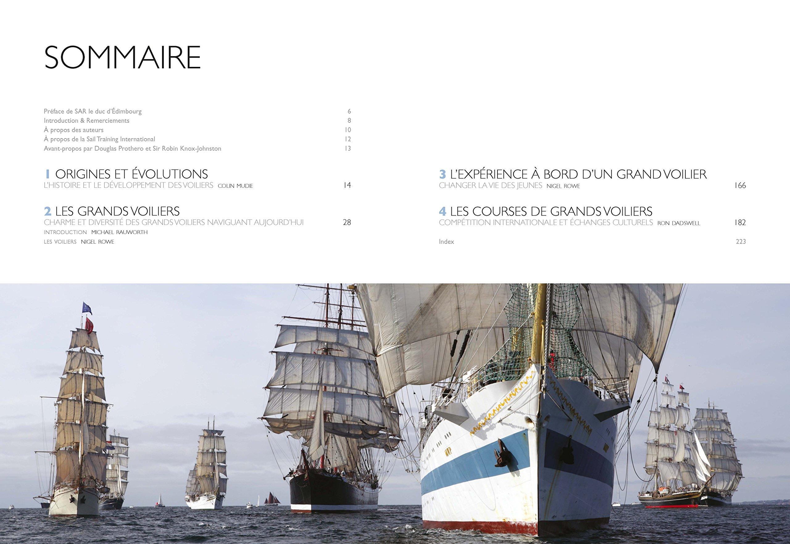 Voiliers dexception : La tradition marine: Amazon.es: Rowe ...