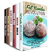 Weight Loss Transformation Box Set (6 in 1): Lose Weight with the Best Ketogenic...