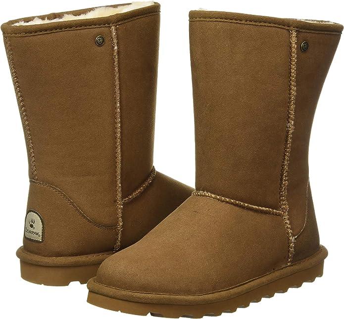 Elle Short Vegan Slouch Boots